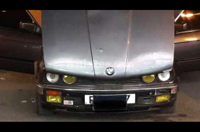 316 BMW رمادي