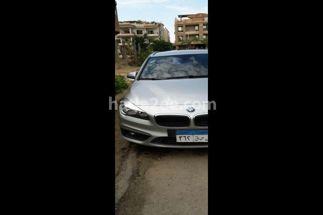 218 i BMW فضي