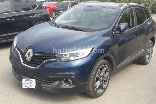 Kadjar Renault أزرق