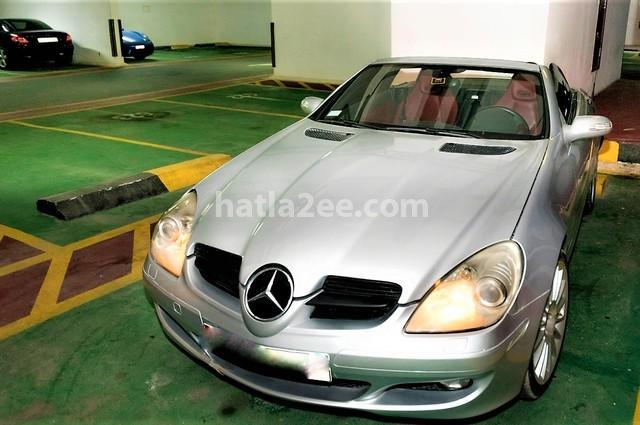 SLK Mercedes رمادي