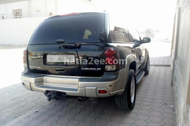 Trial Blazer Chevrolet Black