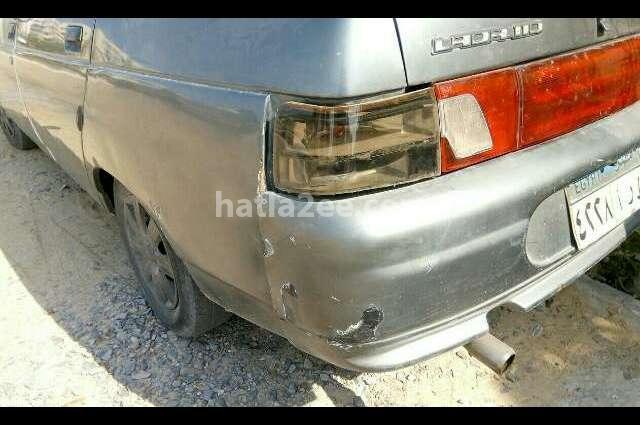 2110 Lada Silver