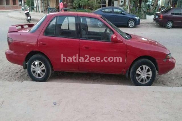 Sephia Kia Red