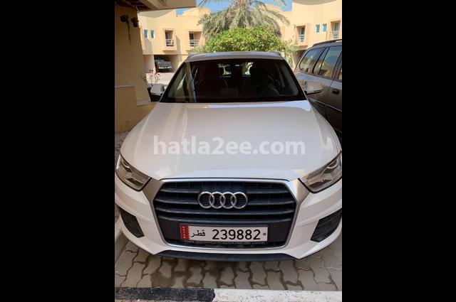 Q3 Audi أبيض
