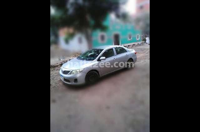 Corolla Toyota Silver