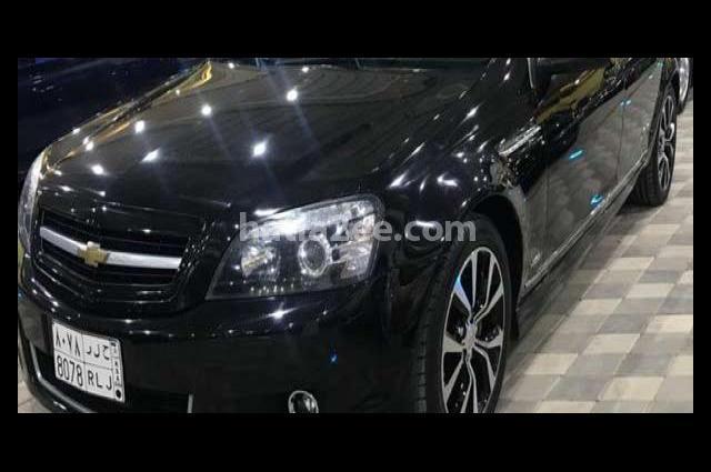 Caprice Chevrolet Black