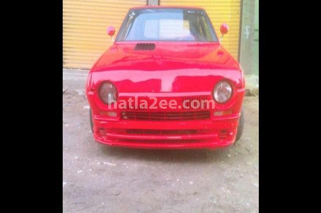 Ritmo Fiat احمر