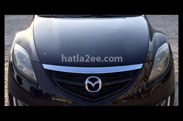 Mazda 6 Mazda Purple