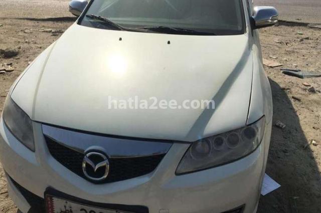 Mazda 6 Mazda أبيض