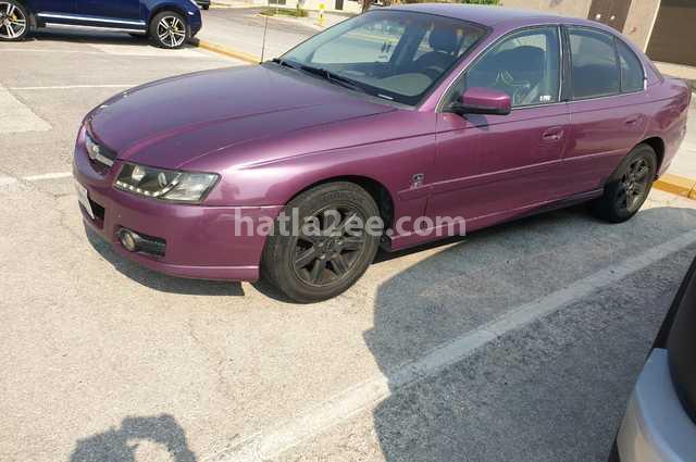 Lumina Chevrolet Purple