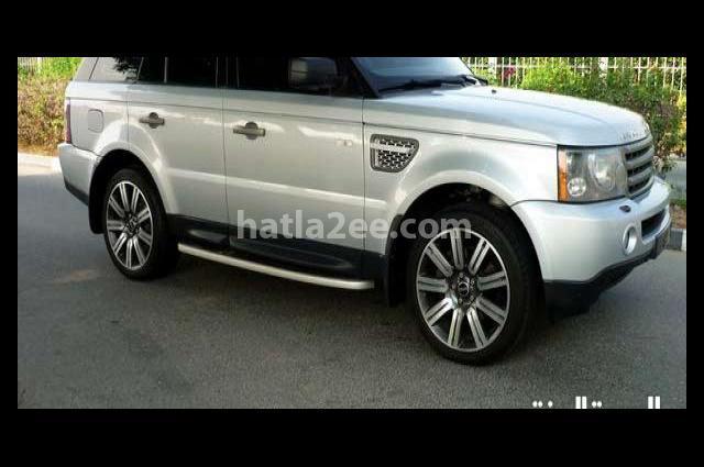 Sport Land Rover فضي