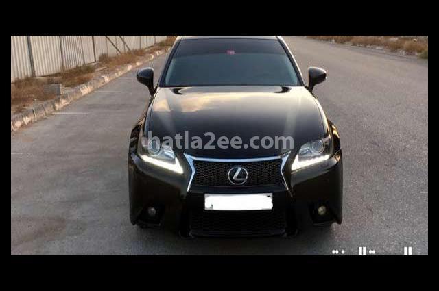 Gs Lexus Black