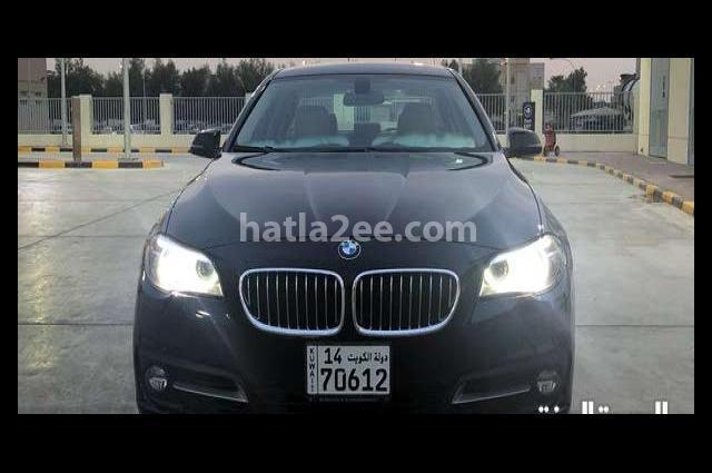 520 BMW أسود