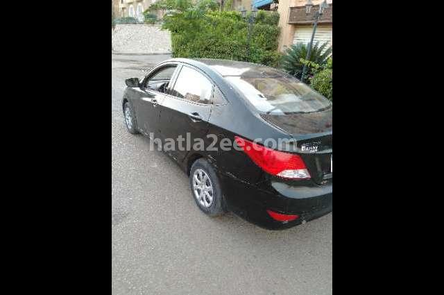 Accent RB Hyundai Black