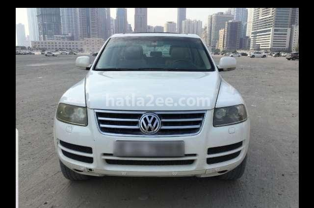 E Golf Volkswagen White
