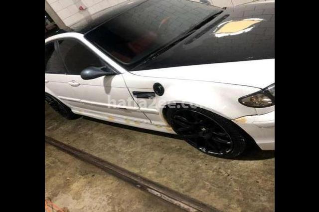 116 BMW أبيض