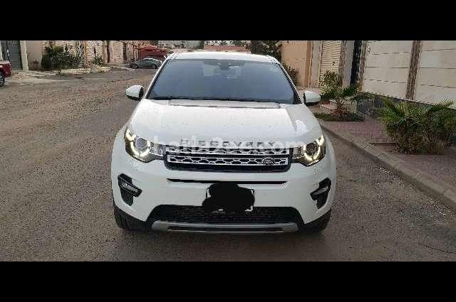 Discovery sport Land Rover White