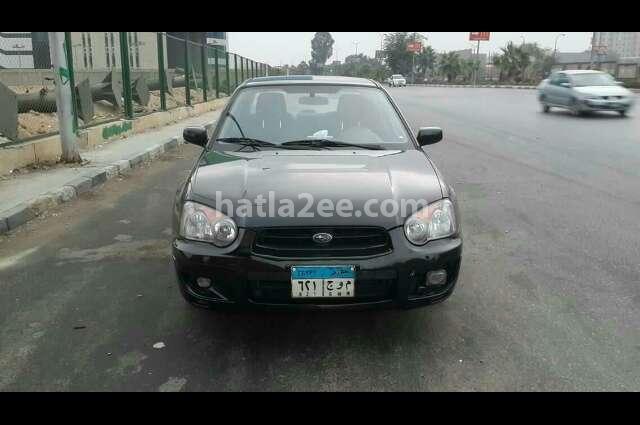 Impreza Subaru أسود