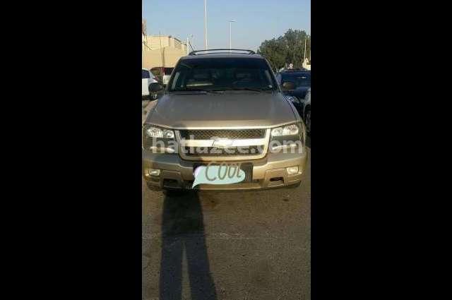 Trial Blazer Chevrolet Gold