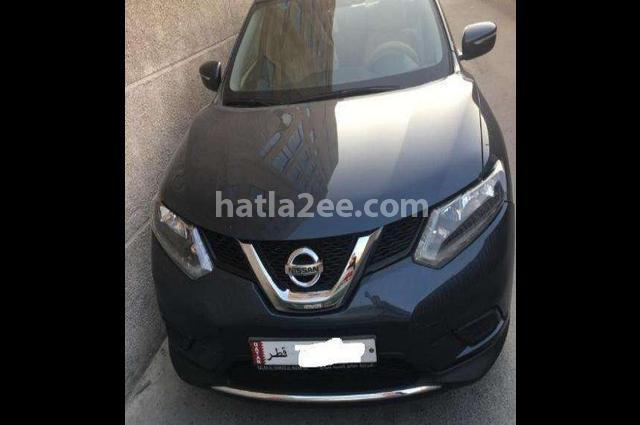 XTrail Nissan Black