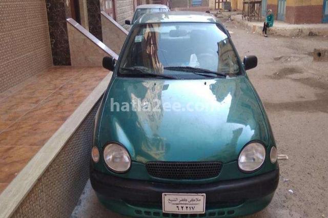 Corolla Toyota Green