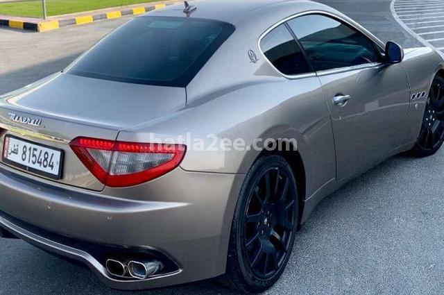 GranTurismo Maserati Gray
