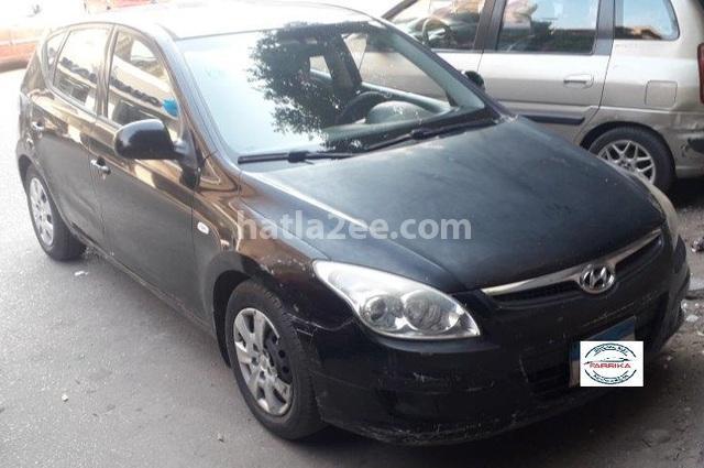 I30 Hyundai Black
