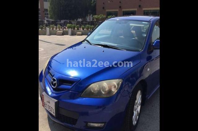 Mazda 3 Mazda أزرق