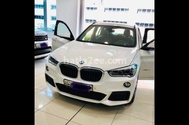 X1 BMW أبيض