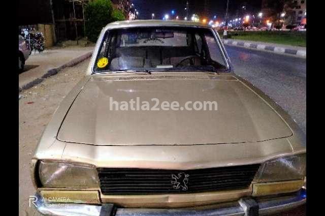 504 Peugeot Gold