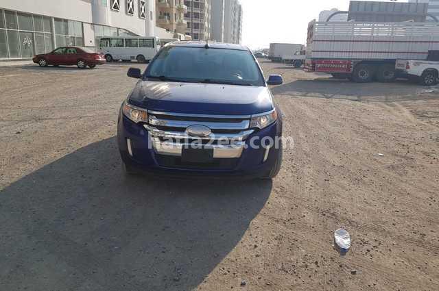 Edge Ford Blue