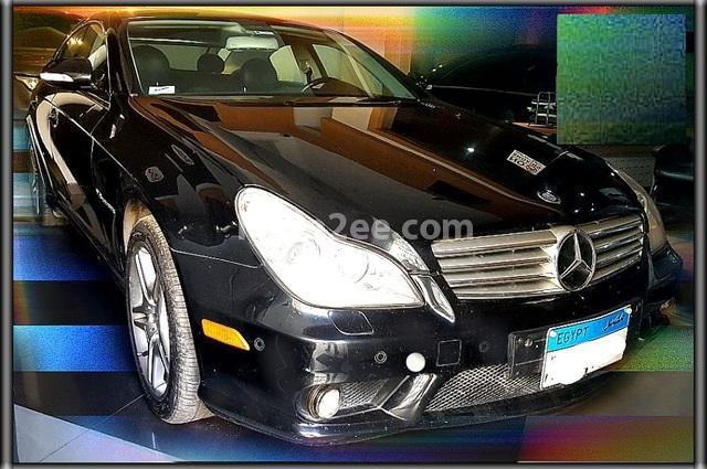 CLS Class Mercedes Black