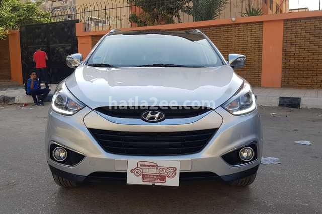 IX 35 Hyundai فضي