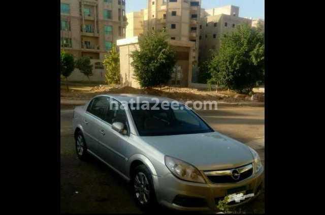 Vectra Opel Silver