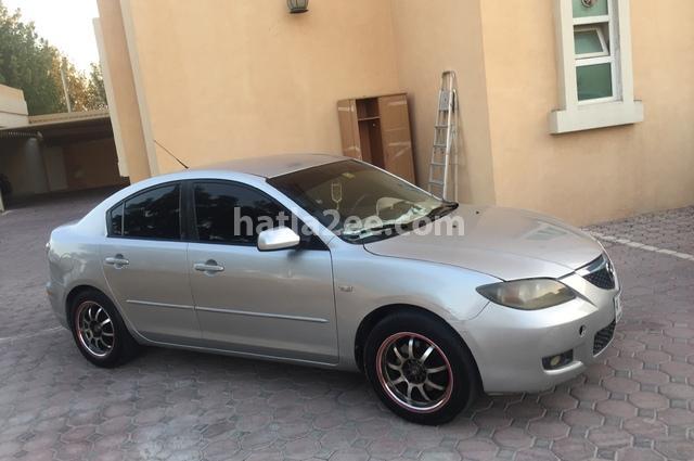 Mazda 3 Mazda Silver