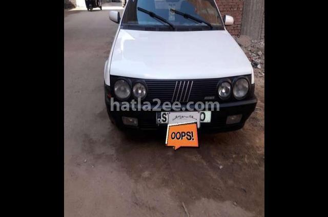 Ritmo Fiat أبيض