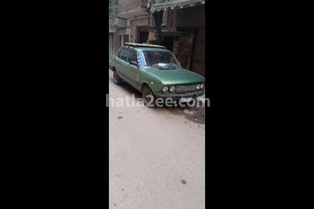 132 Fiat أخضر