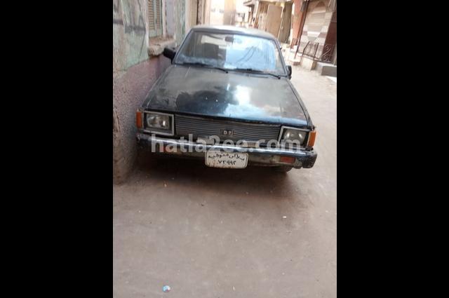 Y140 Datsun Black