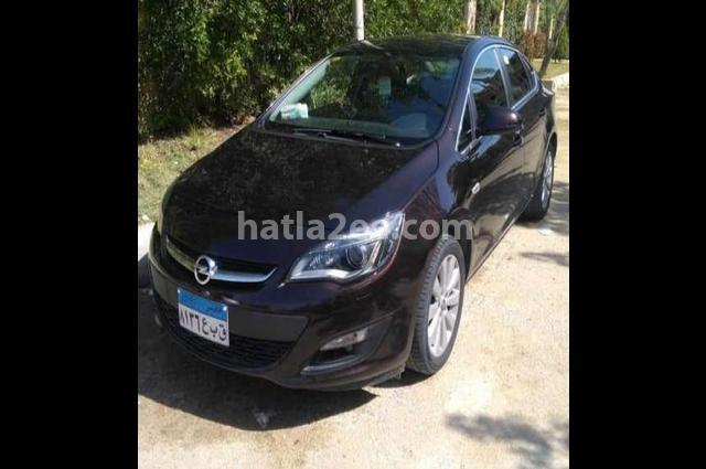 Astra Opel Brown