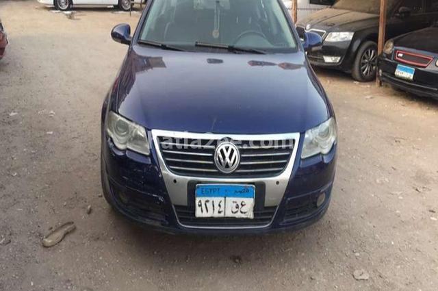 Passat Volkswagen Dark blue