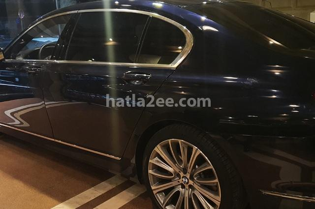 740 BMW Dark blue