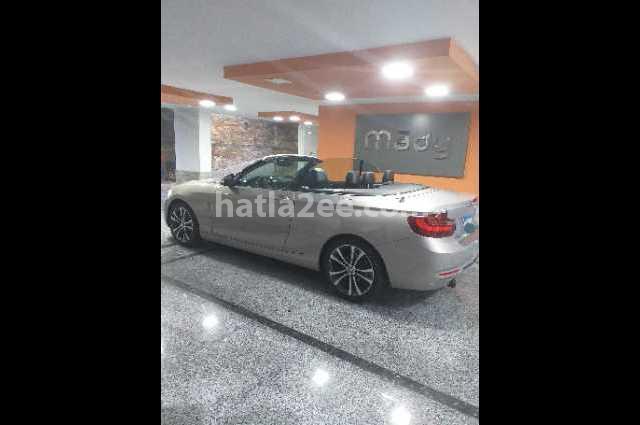 218 i BMW برونزي
