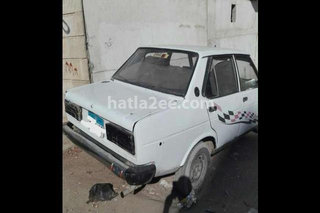 131 Fiat White
