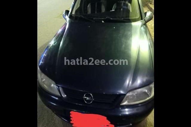 Vectra Opel Dark blue