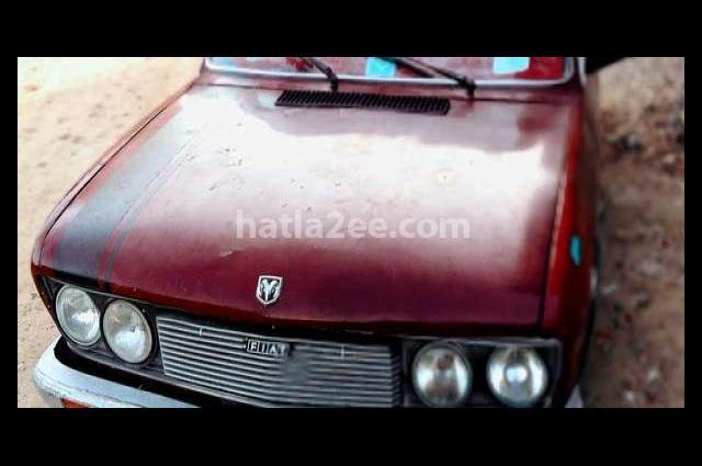 131 Fiat Red