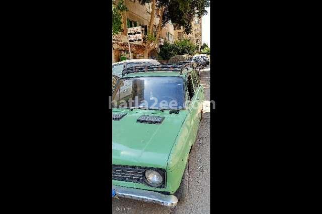 1200 Fiat أخضر