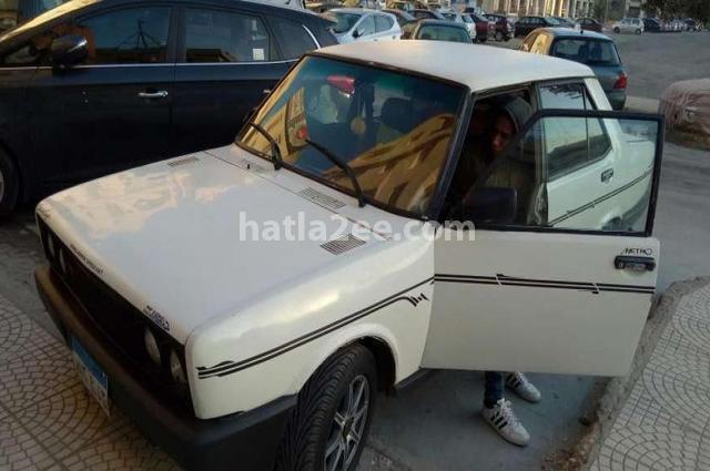 131 Fiat أبيض