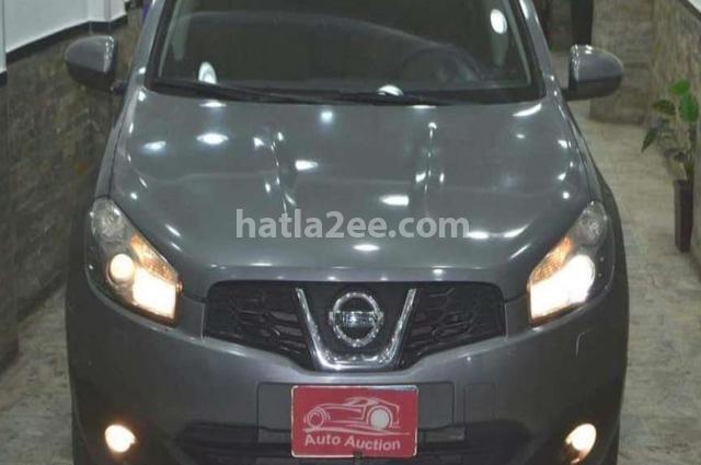Qashqai Nissan رمادي