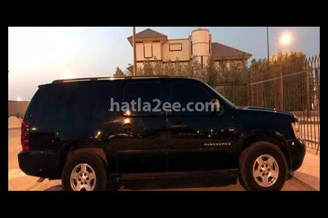Suburban Chevrolet Black