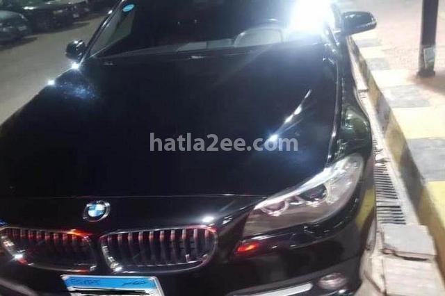 528 BMW أسود